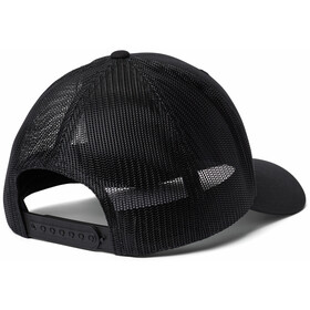 Columbia Mesh Snap Back Hat, black/weld